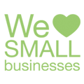 At Infusionsoft - We love small businesses